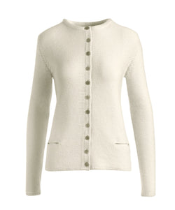 Tracht Cardigan Long Cashwool
