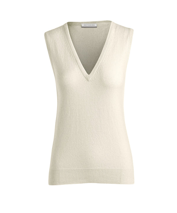 V-Neck Sleeveless (Slipover)