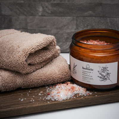 Relax & Sleep Bath Salts