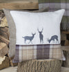 Deer Family Cushion