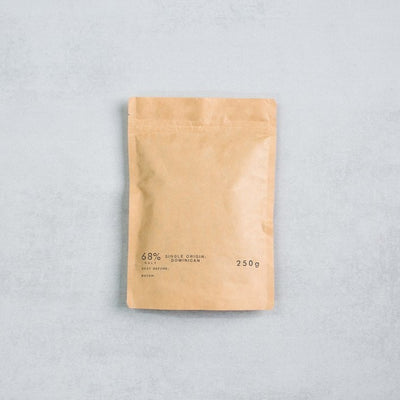 Bare Bones - Dominican Republic 68% Salted Hot Chocolate