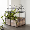 Rustic Greenhouse Planter