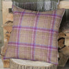 Winter Tweed Cushion