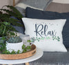 Relax Foliage Cushion