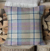 Spring Heather Tweed Cushion