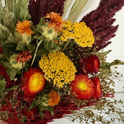 Autumn Mixed Bouquet (Dried)