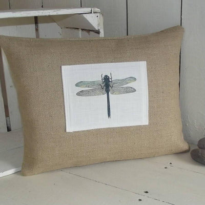 ' Dragonfly ' Cushion