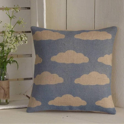 ' Cloud ' Cushion (Sky Blue)