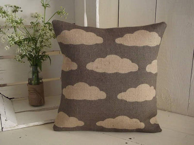 ' Cloud ' Cushion (Charcoal)