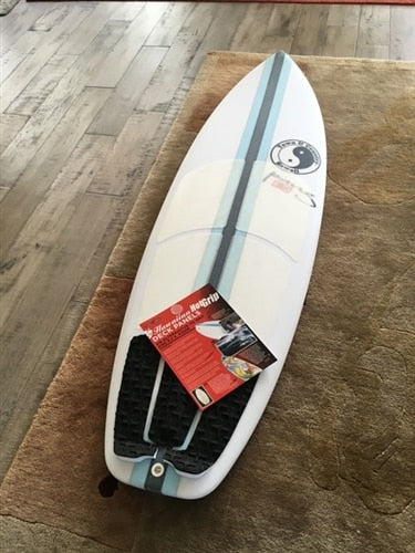 WAX MAT TRACTION for  6'0 board