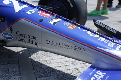 Terry Houin & Three Points Racing: Helping Military Veterans Transition Out of Service