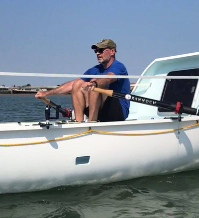 Tim Crockett: Rowing Across The Atlantic For Mental Health Awareness