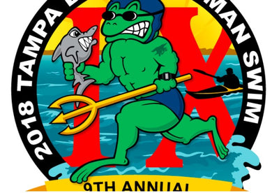 Tampa Bay Frogman Swim
