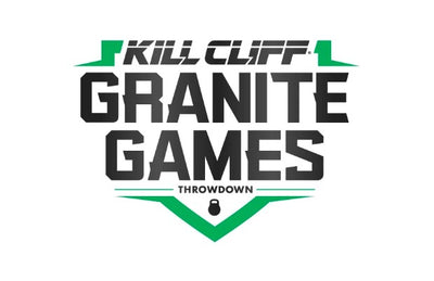 Kill Cliff Granite Games Throwdown- May 5th