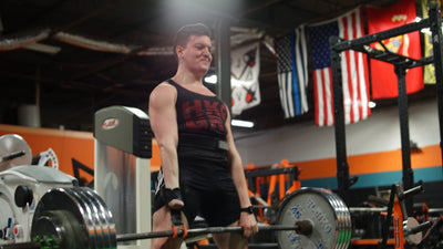 Curtis Frey: Adaptive Athlete with a Passion for Weightlifting