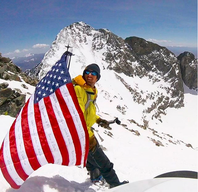 Catching Up With former Navy SEAL and Snowboarder Josh Jespersen