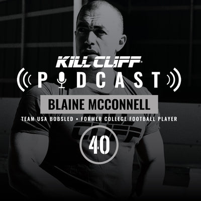 PODCAST ep. 040 - Blaine McConnell