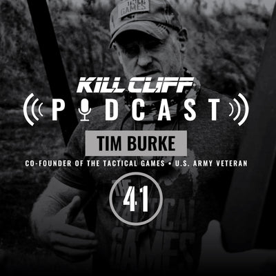 PODCAST ep. 041 - Tim Burke