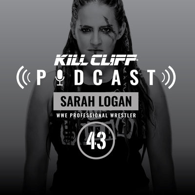 PODCAST Ep 043 - Sarah Logan