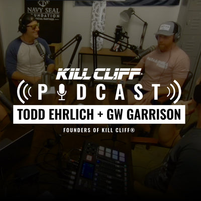 Todd Erlich and GW Garrison - KILL CLIFF Founders
