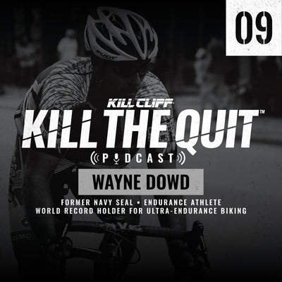 PODCAST Ep. 009 - Wayne Dowd