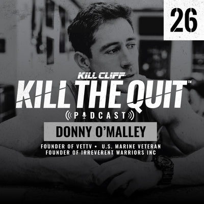PODCAST Ep. 026 - Donny O'Malley
