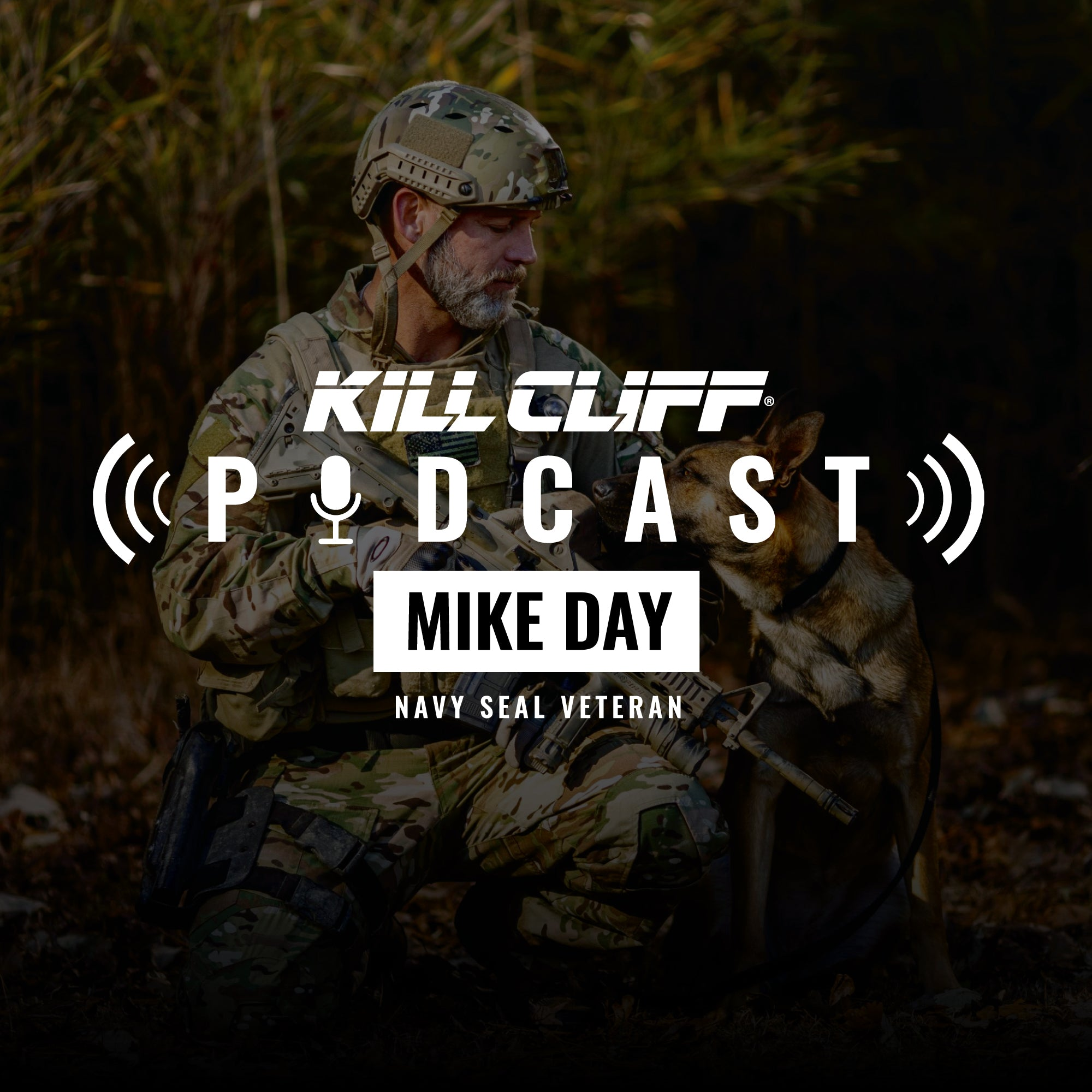 Mike Day - Navy SEAL veteran