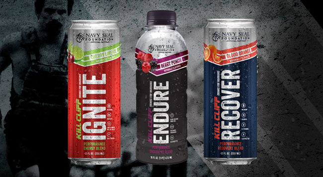 KILL CLIFF Expands Distribution, Increases Availability of Clean Energy Drinks