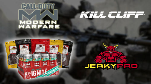 JerkyPro x KILL CLIFF