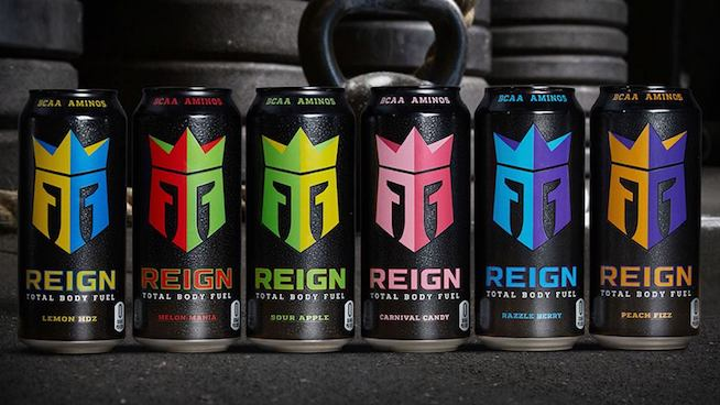 Are Reign Energy Drinks Healthy Kill Cliff