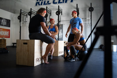 A Secret to Becoming Successful in Weightlifting: Your Environment