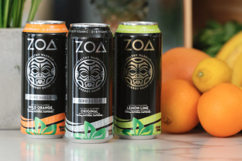 Are ZOA Energy Drinks healthy?