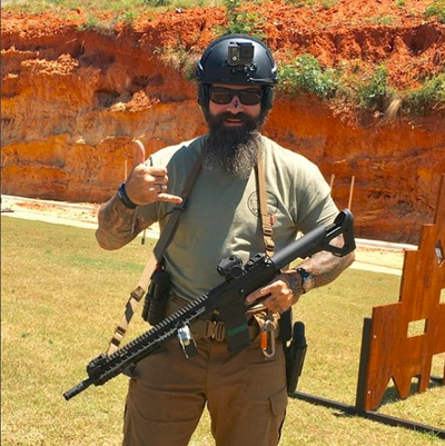 Clark Impastato: Navy SEAL turned Beard Entrepreneur