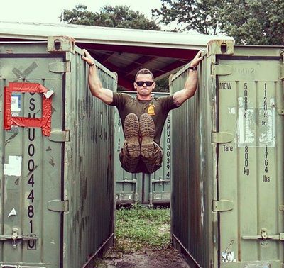 Michael Eckert: Marine Vet and Pull Up Extraordinaire