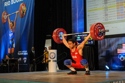 Harrison Maurus: 18 Year-Old Weightlifting Phenom