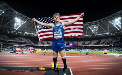 Hunter Woodhall: Double Amputee becomes 2x Paralympic Medalist
