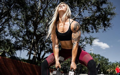 Josie Hamming: Softball Star Now Stud CrossFitter