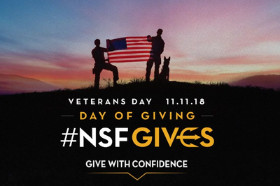 NSF Day Of Giving