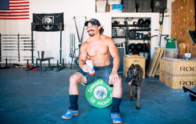 How CBD can improve your CrossFit performance
