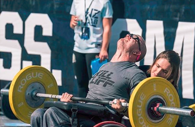 Joshua Rucker: Adaptive CrossFit Athlete and Bodybuilder