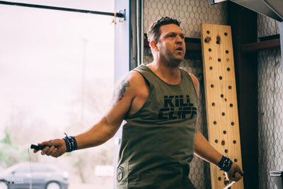 "Scott ""Big Sarge"" Garrett: Purple Heart recipient now helping military veterans through CrossFit"