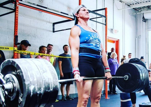 Jen Wagner: How CrossFit Saved Her Life