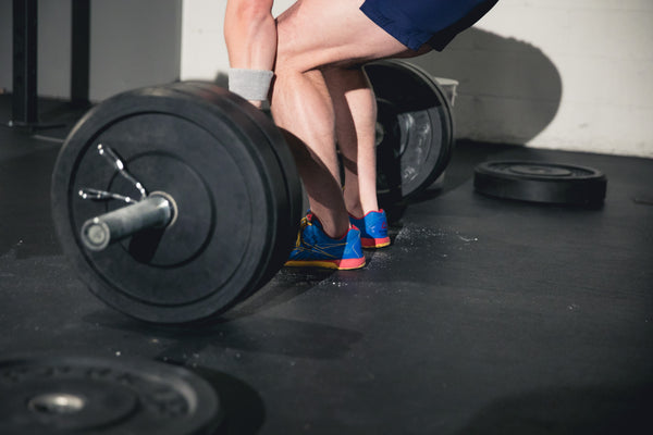 The Relation of Snatch, Clean & Jerk and Squat Weights