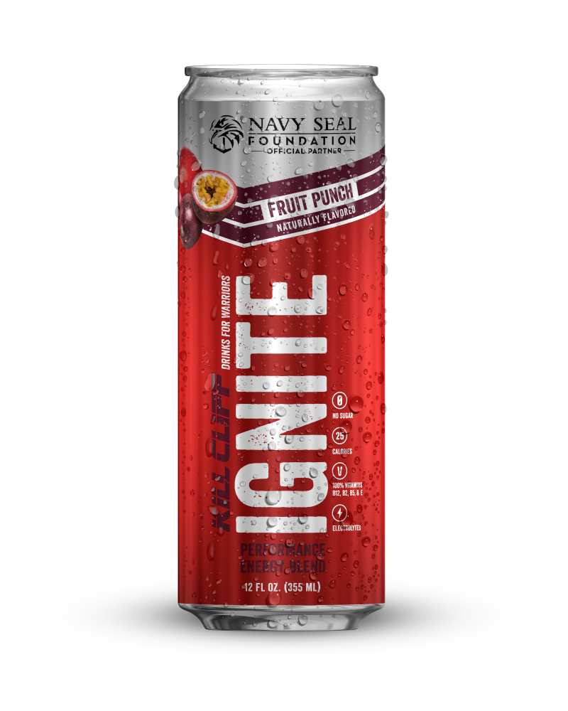 Kill Cliff Ignite Fruit Punch