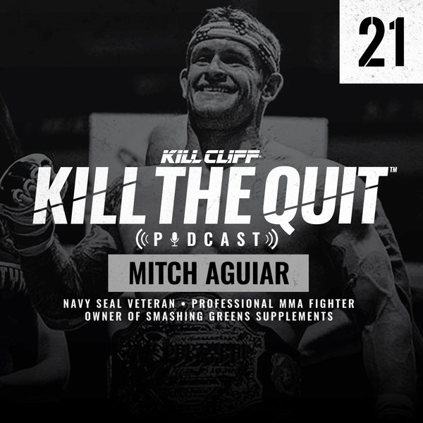 Kill The Quit podcast - Mitch Aguiar