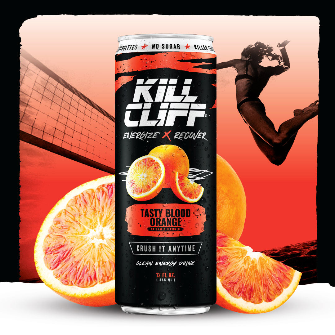 KILL CLIFF Tasty Blood Orange