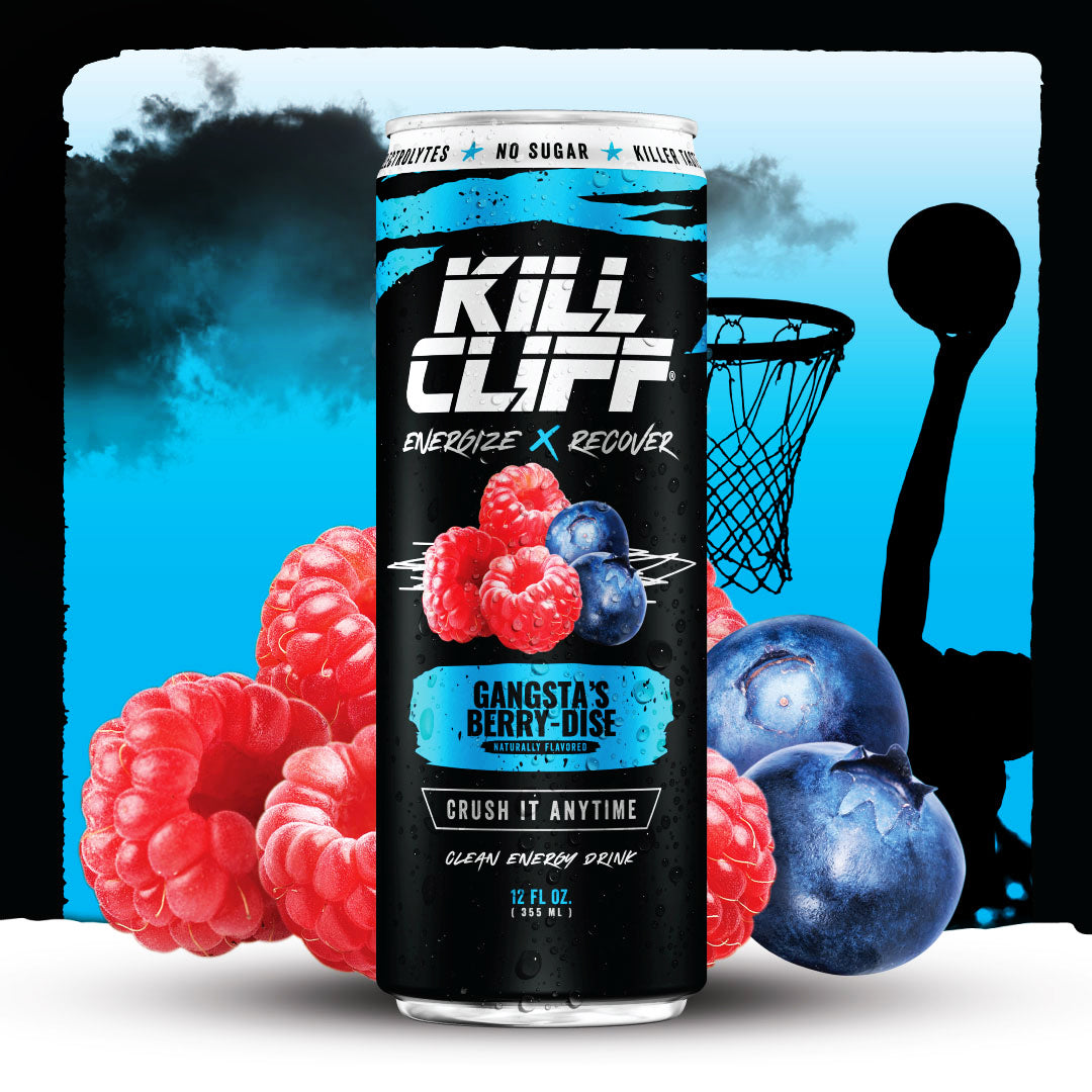 KILL CLIFF Gangsta's Berry-Dise