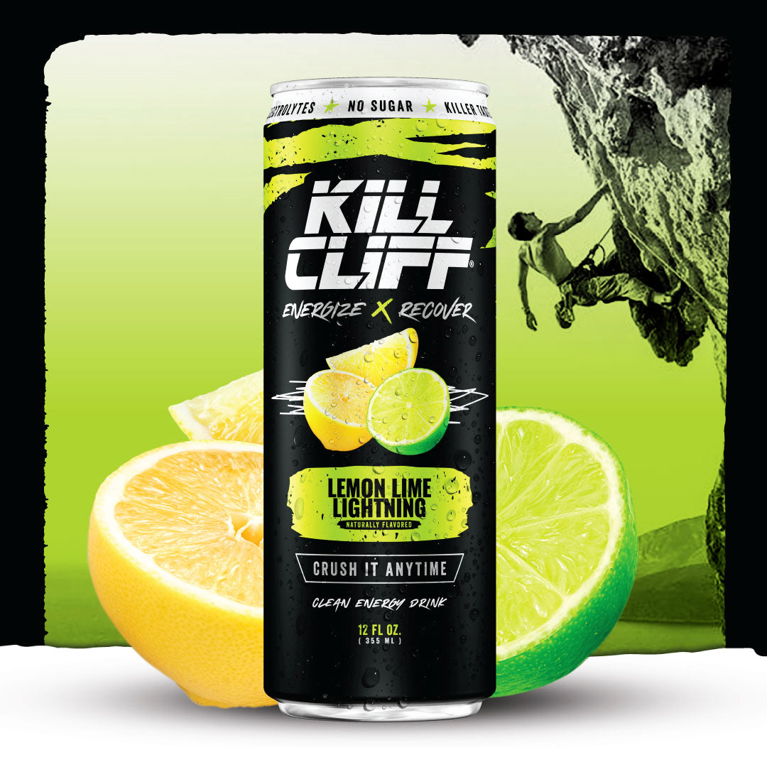 KILL CLIFF Lemon Lime Lightning