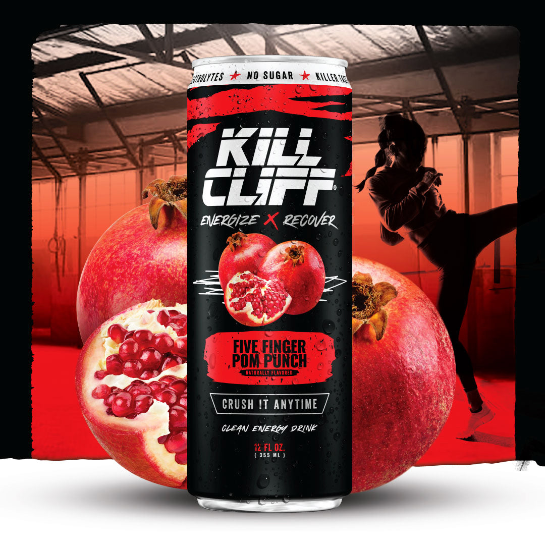 KILL CLIFF Five Finger Pom Punch