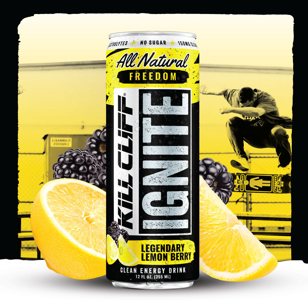 KILL CLIFF IGNITE Legendary Lemon Berry